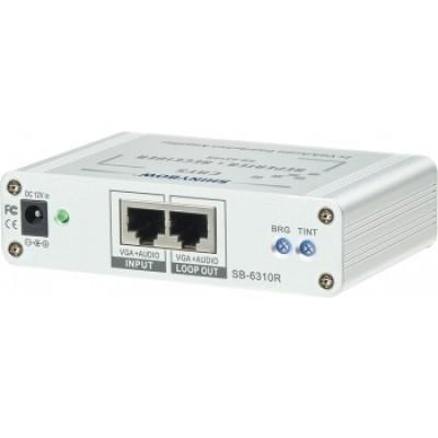 SB-6310R 2Way VGA-Audio Receiver