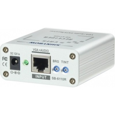 SB-6110R VGA-Audio Receiver