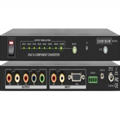 SB-2818 VGA To COMPONENT CONVERTER