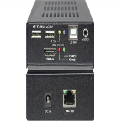SB-6180T SB-6180R KVM with Audio CAT.6 Extender