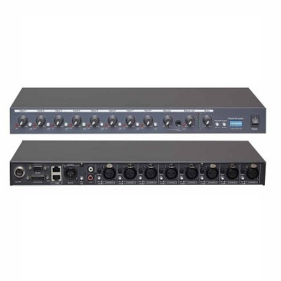 Eight channels sound mixer BKR BR-2820
