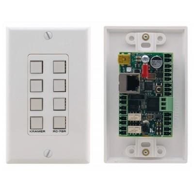 8–button Ethernet and KNET Control Keypad Kramer RC-78R