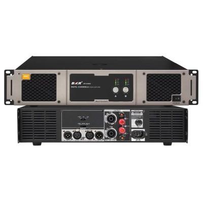 Professional Amplifier BKR BR-GX400
