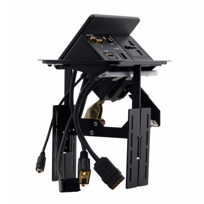 Pop-Up Table Mount Multi–Connection Kramer TBUS-201xl