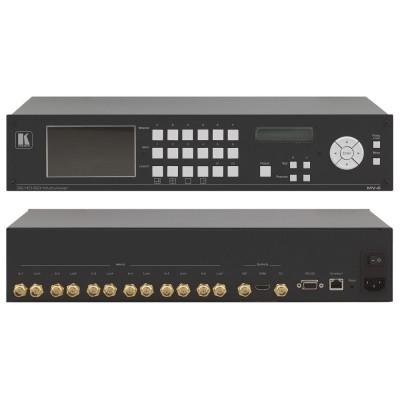 Matrix 3G HD–SDI Multiviewer Kramer MV-6
