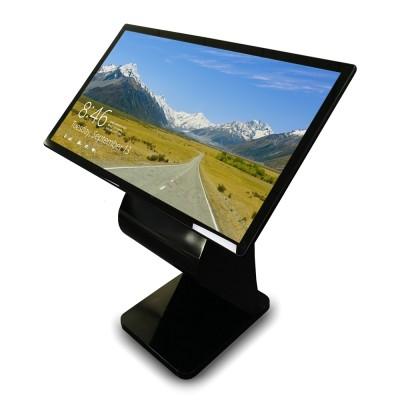 Kiosk màn hình cảm ứng 3D 4K UHD Multi 3G Network Lcd Advertising Display