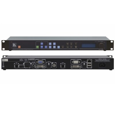 Presentation Switcher/Scaler with Ultra–Fast Input Switching VP-796