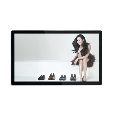 43 Inch Wall Mount Touch Screen Monitor With Camera