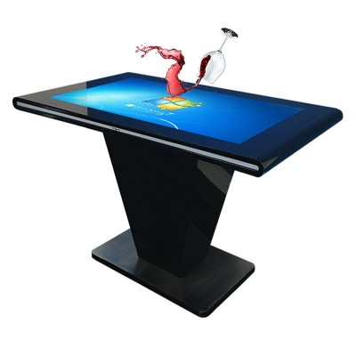 43 Inch Capacitive Touch Screen Table For Conference Room