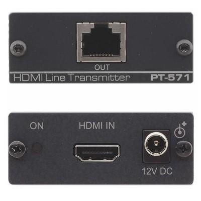 Kramer PT-571 HDMI HDCP 2.2 Compact Transmitter over PoC Long−Reach DGKat