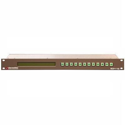 Kramer SCP-112 Control Panel
