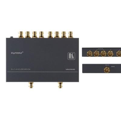 Bộ chia và khuếch đại HD-SDI Dualmode 1-4 Kramer VM-24HD